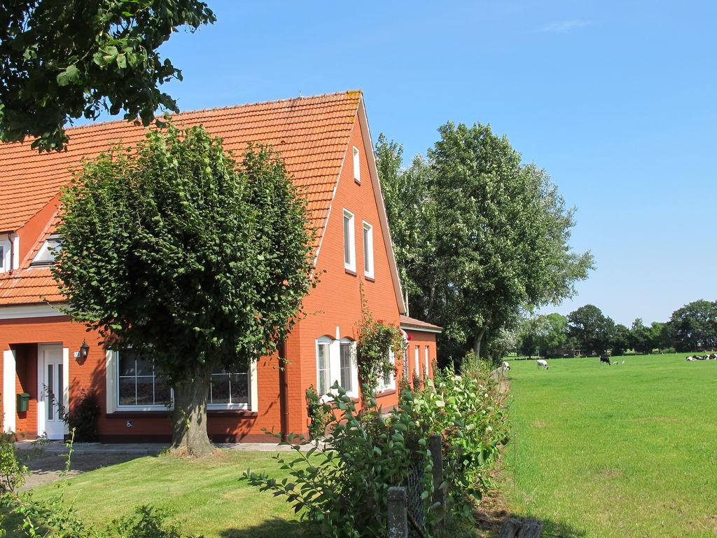 Villa Ostfriesland XL Ferienhaus in Niedersachsen