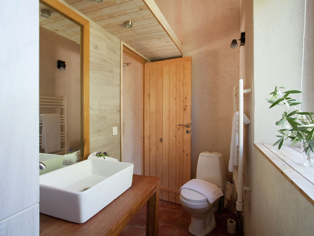 Ferienhaus Wunderschöne Villa in Poggio-Mezzana, 150 m vom Strand (597483), San Nicolao, Nordkorsika, Korsika, Frankreich, Bild 18