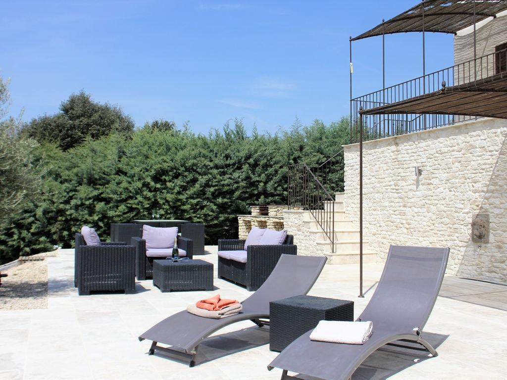 Ferienhaus Luxuriöse Villa im Luberon mit eigenem Pool (1753813), Apt, Vaucluse, Provence - Alpen - Côte d'Azur, Frankreich, Bild 17