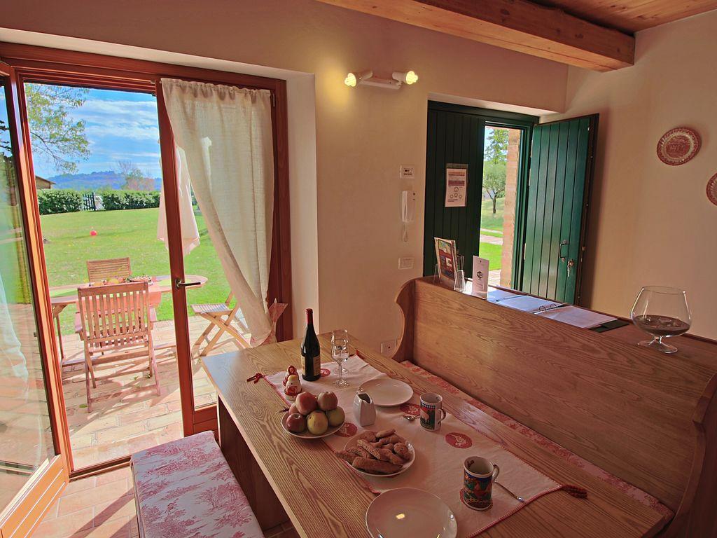 Ferienwohnung Luxuriöses Cottage mit Pool in Montelabbate (597545), Montelabbate, Pesaro und Urbino, Marken, Italien, Bild 19