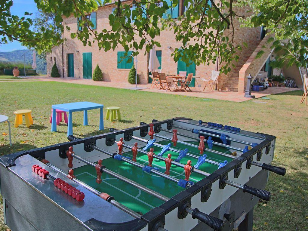 Ferienwohnung Luxuriöses Cottage mit Pool in Montelabbate (597545), Montelabbate, Pesaro und Urbino, Marken, Italien, Bild 33