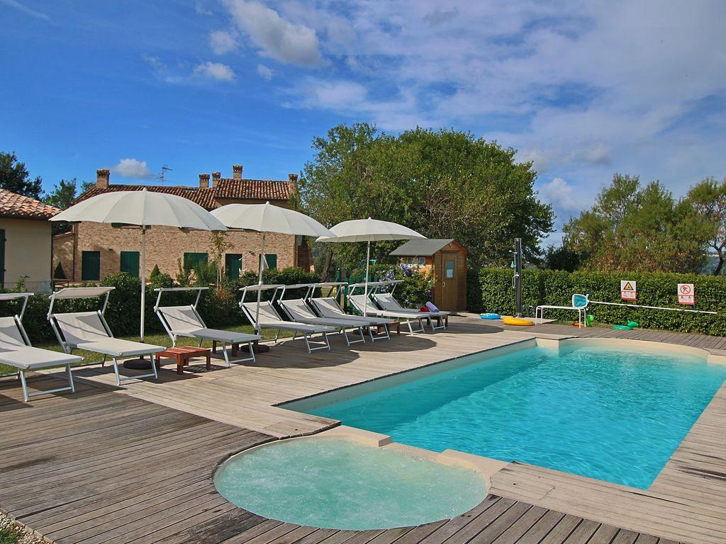 Ferienwohnung Luxuriöses Cottage mit Pool in Montelabbate (597545), Montelabbate, Pesaro und Urbino, Marken, Italien, Bild 11