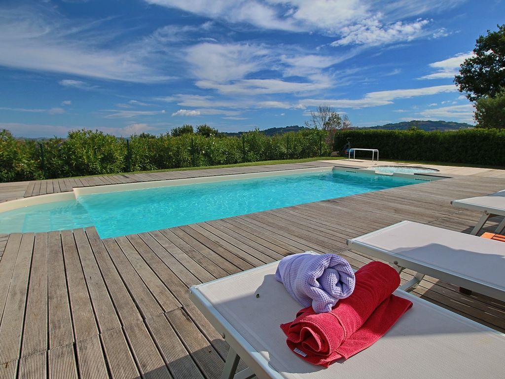 Ferienwohnung Luxuriöses Cottage mit Pool in Montelabbate (597545), Montelabbate, Pesaro und Urbino, Marken, Italien, Bild 2