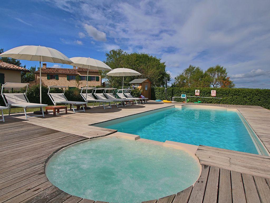 Ferienwohnung Luxuriöses Cottage mit Pool in Montelabbate (597545), Montelabbate, Pesaro und Urbino, Marken, Italien, Bild 12