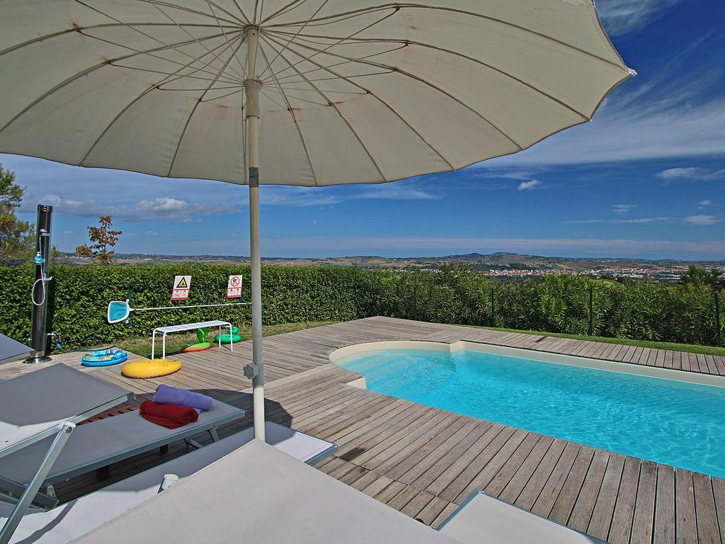 Ferienwohnung Luxuriöses Cottage mit Pool in Montelabbate (597545), Montelabbate, Pesaro und Urbino, Marken, Italien, Bild 9