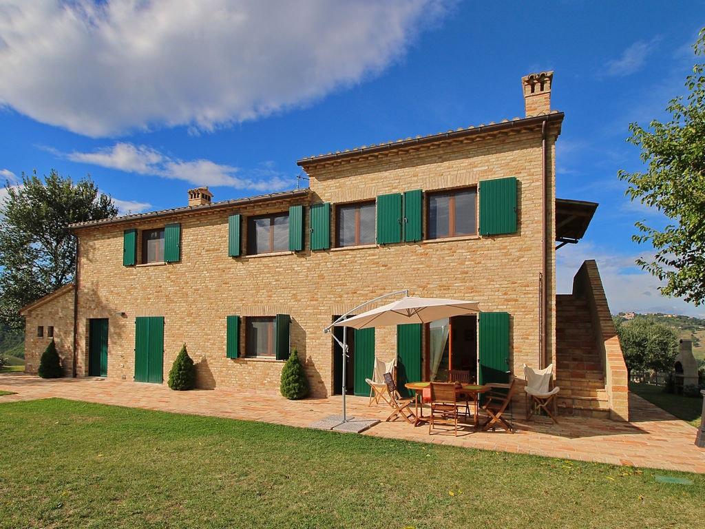 Ferienwohnung Luxuriöses Cottage mit Pool in Montelabbate (597545), Montelabbate, Pesaro und Urbino, Marken, Italien, Bild 3