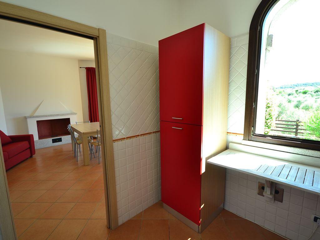 Ferienhaus Modernes Ferienhaus in Alghero mit Swimmingpool (602109), Alghero, Sassari, Sardinien, Italien, Bild 12