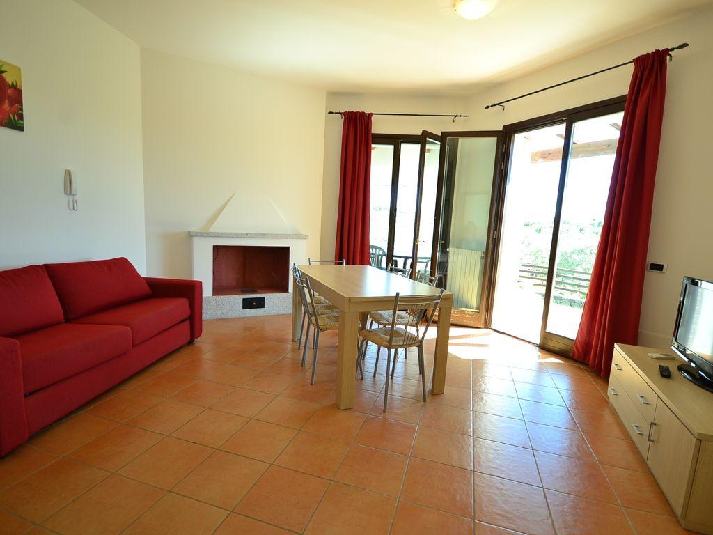 Ferienhaus Modernes Ferienhaus in Alghero mit Swimmingpool (602109), Alghero, Sassari, Sardinien, Italien, Bild 9