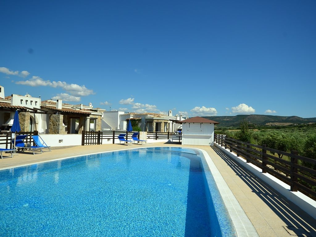 Ferienhaus Modernes Ferienhaus in Alghero mit Swimmingpool (602109), Alghero, Sassari, Sardinien, Italien, Bild 5