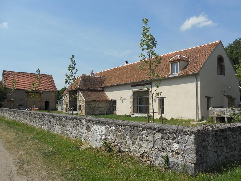 Ferienhaus Luxuriöses Bauernhaus mit eigenem Garten in Braize (597453), Ainay le Château, Allier, Auvergne, Frankreich, Bild 32