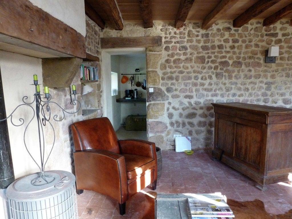 Ferienhaus Luxuriöses Bauernhaus mit eigenem Garten in Braize (597453), Ainay le Château, Allier, Auvergne, Frankreich, Bild 8