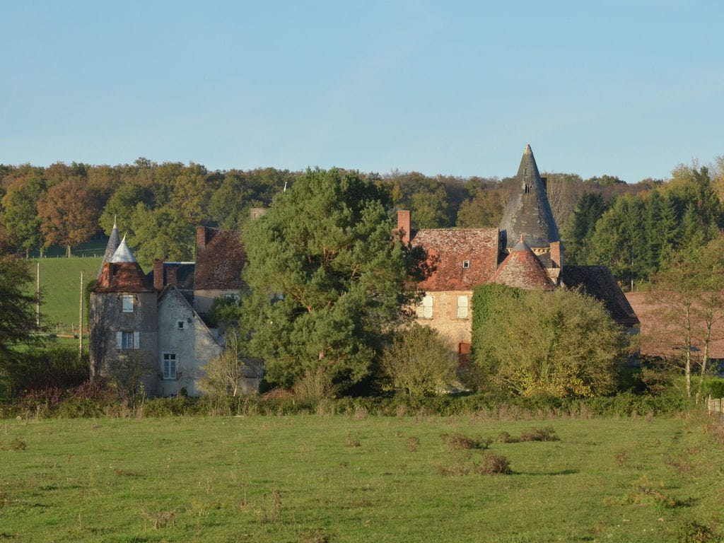 Ferienhaus Luxuriöses Bauernhaus mit eigenem Garten in Braize (597453), Ainay le Château, Allier, Auvergne, Frankreich, Bild 22