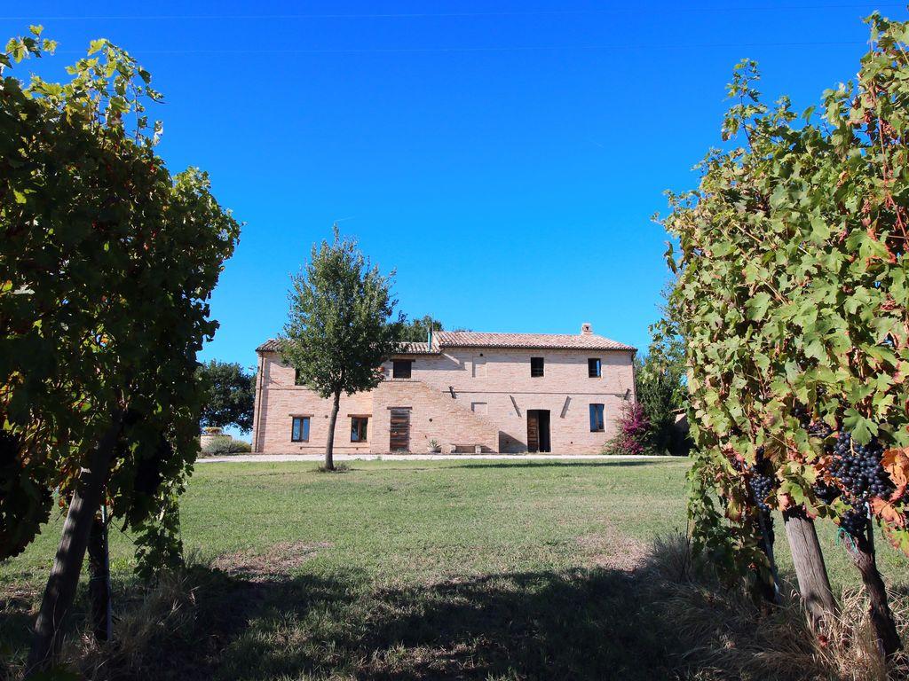 Ferienhaus Le Piagge (597563), Appignano, Macerata, Marken, Italien, Bild 4