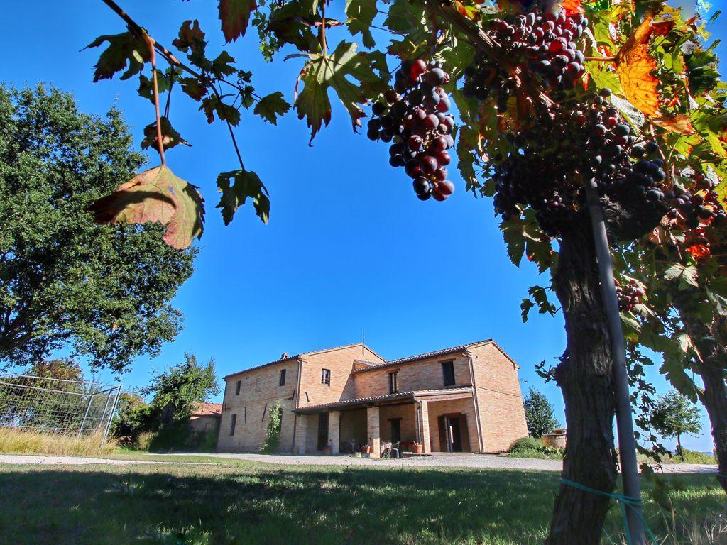 Ferienhaus Le Piagge (597563), Appignano, Macerata, Marken, Italien, Bild 5