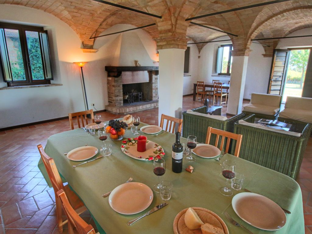 Ferienhaus Le Piagge (597563), Appignano, Macerata, Marken, Italien, Bild 9