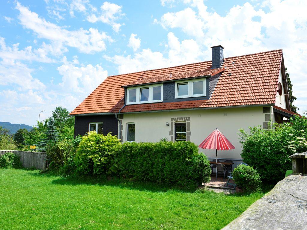 Ferienhaus Wunderschönes Ferienhaus in Stormbruch mit Terrasse (602325), Diemelsee, Sauerland, Nordrhein-Westfalen, Deutschland, Bild 2