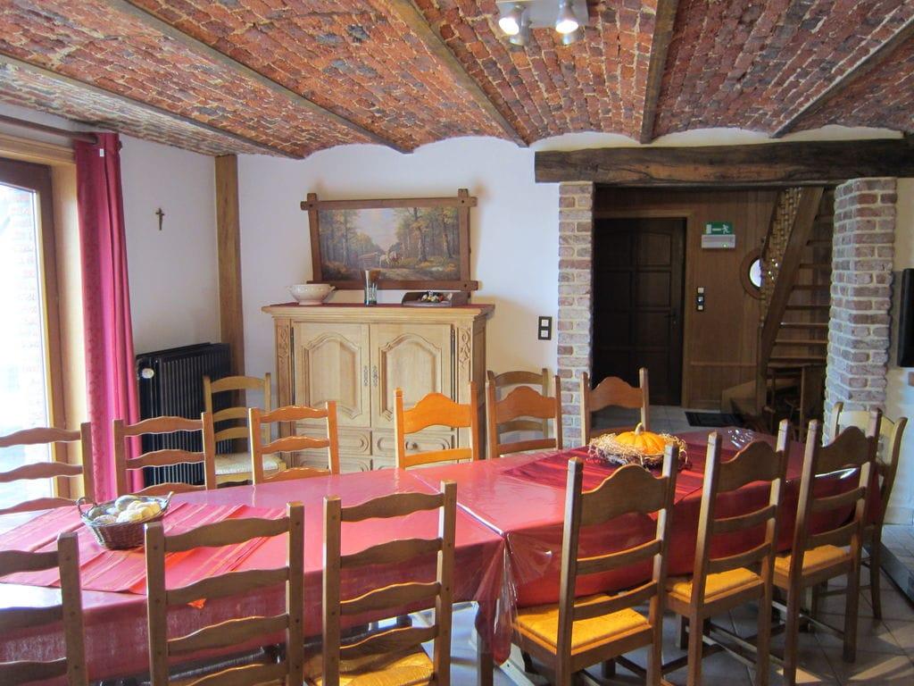 Ferienhaus Gite la Belette (610172), Cul-des-Sarts, Namur, Wallonien, Belgien, Bild 11