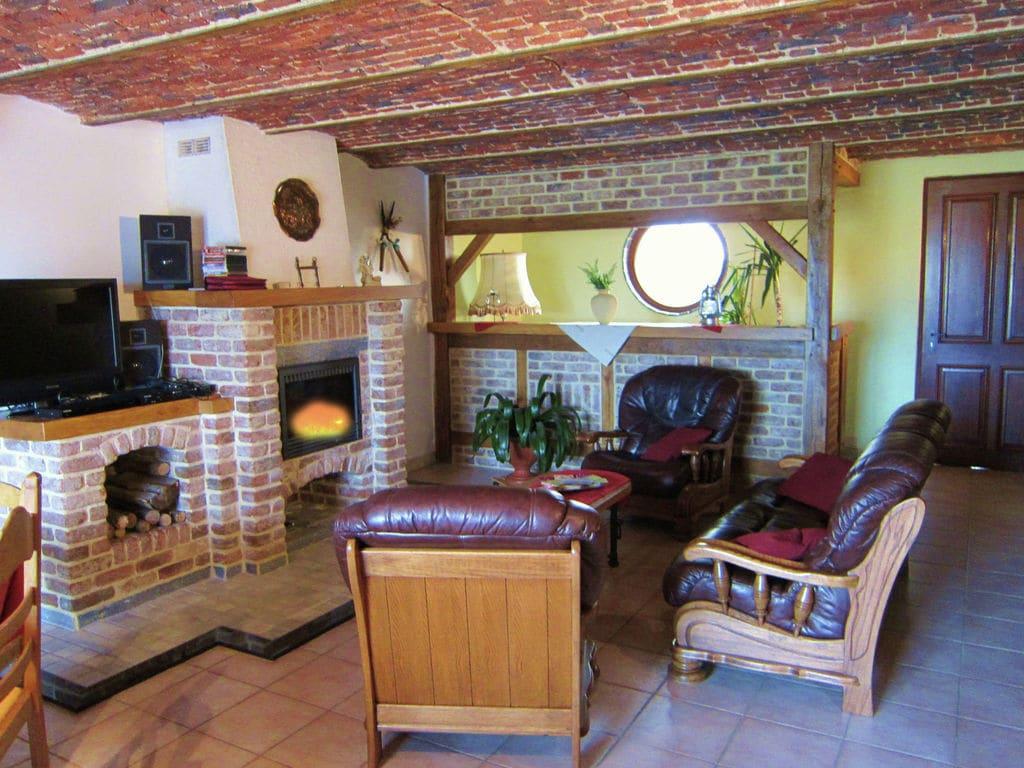 Ferienhaus Gite la Belette (610172), Cul-des-Sarts, Namur, Wallonien, Belgien, Bild 8