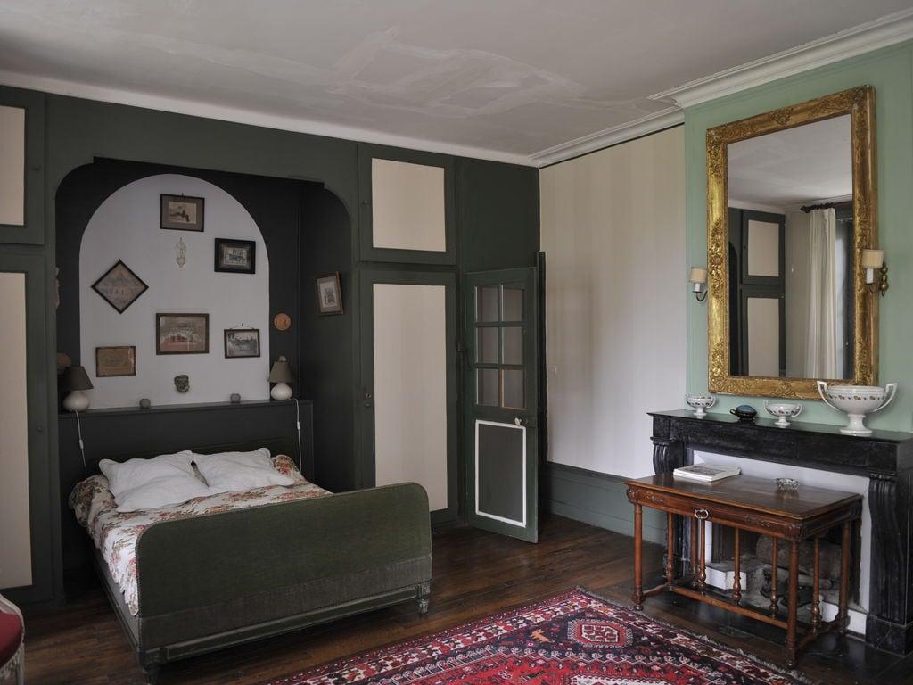 Ferienhaus Atemberaubende Villa in Burgund mit privatem Swimmingpool (612736), Bourbon Lancy, Saône-et-Loire, Burgund, Frankreich, Bild 22