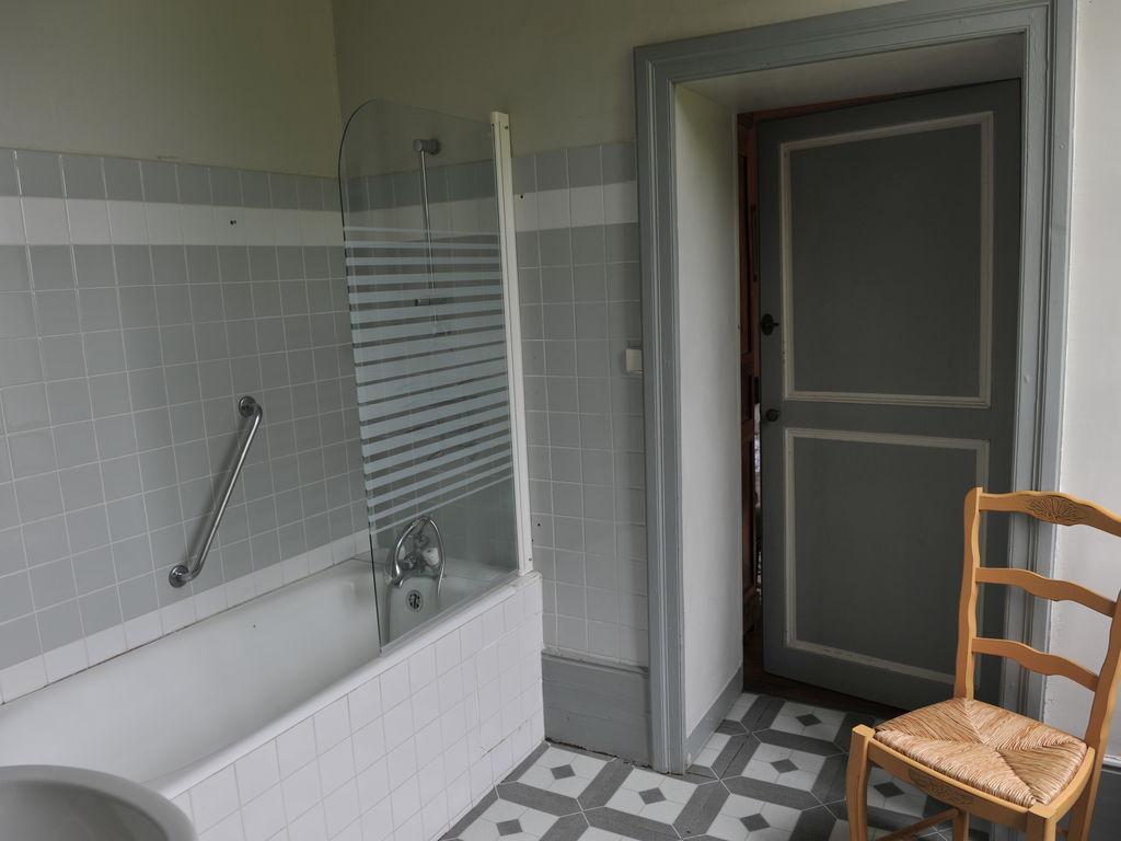 Ferienhaus Atemberaubende Villa in Burgund mit privatem Swimmingpool (612736), Bourbon Lancy, Saône-et-Loire, Burgund, Frankreich, Bild 28
