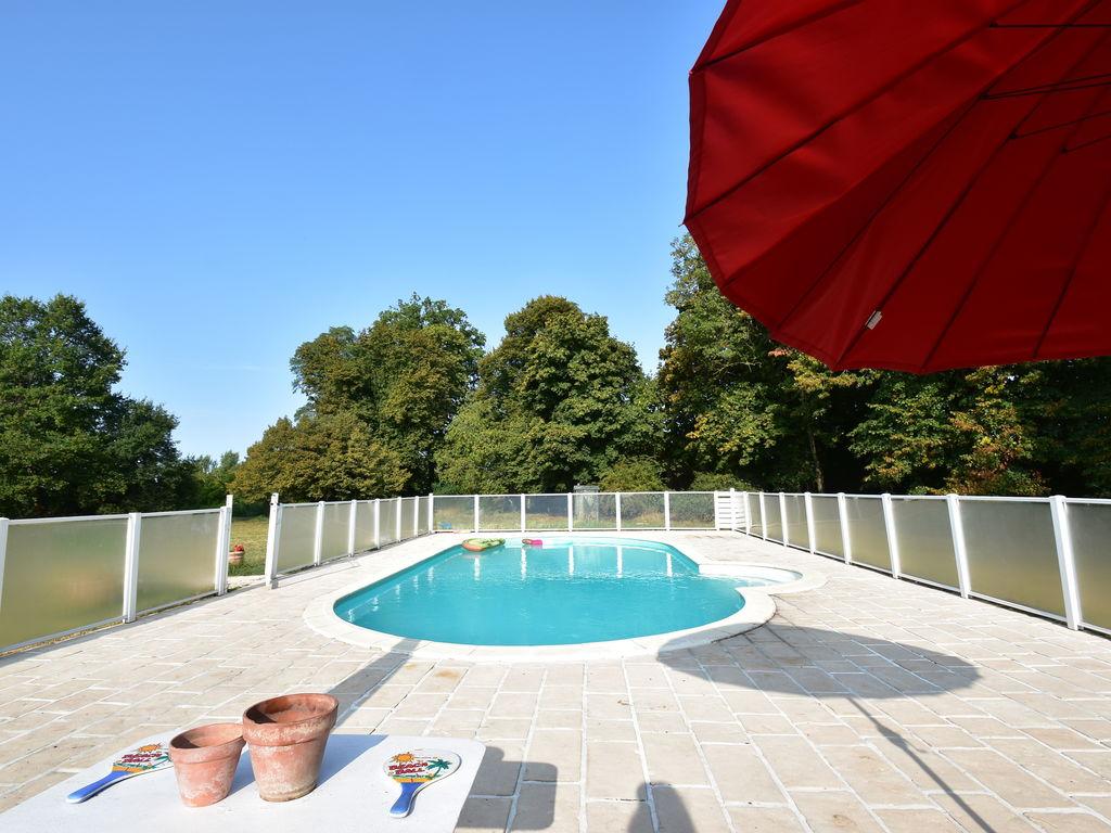 Ferienhaus Atemberaubende Villa in Burgund mit privatem Swimmingpool (612736), Bourbon Lancy, Saône-et-Loire, Burgund, Frankreich, Bild 4