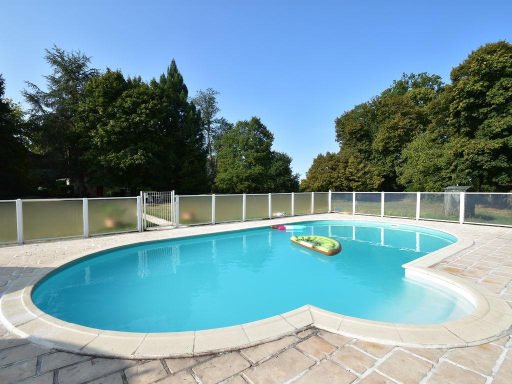 Ferienhaus Atemberaubende Villa in Burgund mit privatem Swimmingpool (612736), Bourbon Lancy, Saône-et-Loire, Burgund, Frankreich, Bild 5