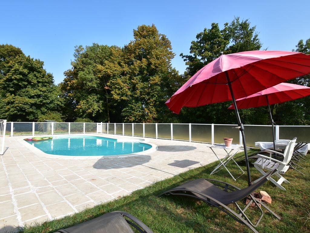 Ferienhaus Atemberaubende Villa in Burgund mit privatem Swimmingpool (612736), Bourbon Lancy, Saône-et-Loire, Burgund, Frankreich, Bild 7