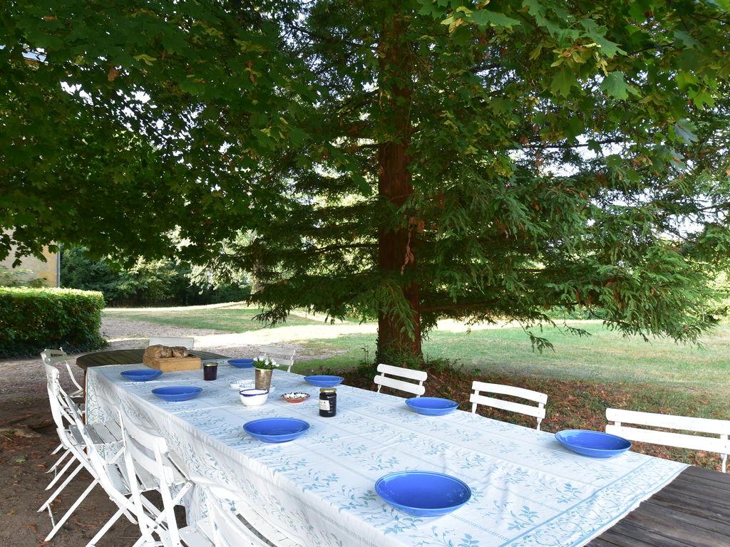 Ferienhaus Atemberaubende Villa in Burgund mit privatem Swimmingpool (612736), Bourbon Lancy, Saône-et-Loire, Burgund, Frankreich, Bild 32