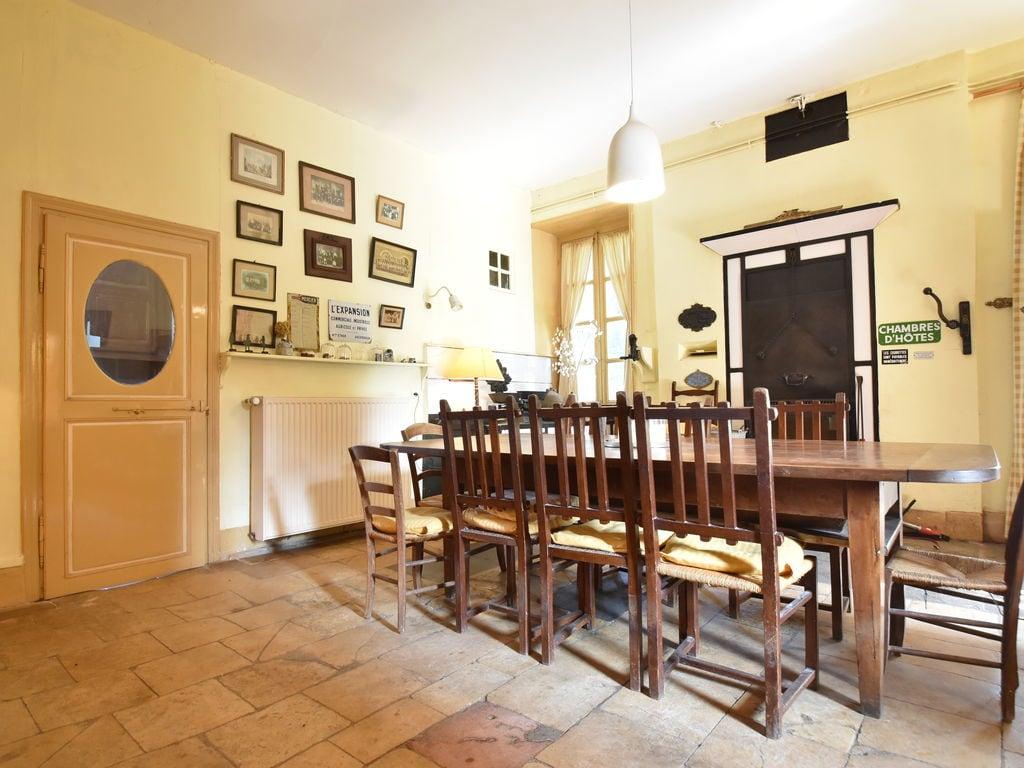 Ferienhaus Atemberaubende Villa in Burgund mit privatem Swimmingpool (612736), Bourbon Lancy, Saône-et-Loire, Burgund, Frankreich, Bild 18