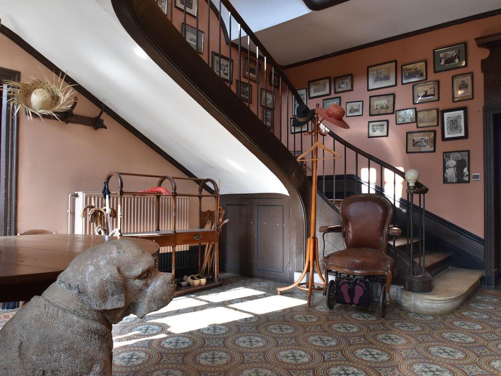 Ferienhaus Atemberaubende Villa in Burgund mit privatem Swimmingpool (612736), Bourbon Lancy, Saône-et-Loire, Burgund, Frankreich, Bild 10