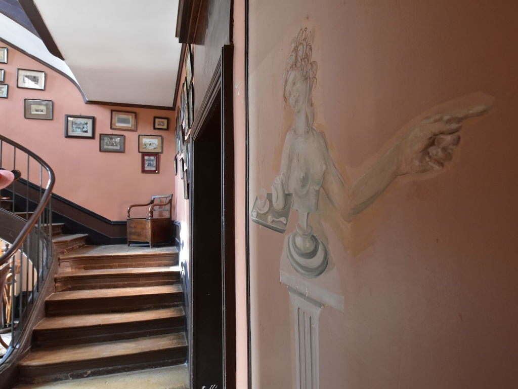 Ferienhaus Atemberaubende Villa in Burgund mit privatem Swimmingpool (612736), Bourbon Lancy, Saône-et-Loire, Burgund, Frankreich, Bild 11