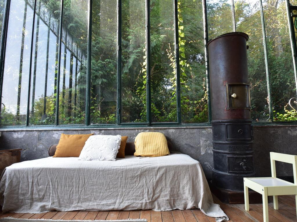 Ferienhaus Atemberaubende Villa in Burgund mit privatem Swimmingpool (612736), Bourbon Lancy, Saône-et-Loire, Burgund, Frankreich, Bild 15