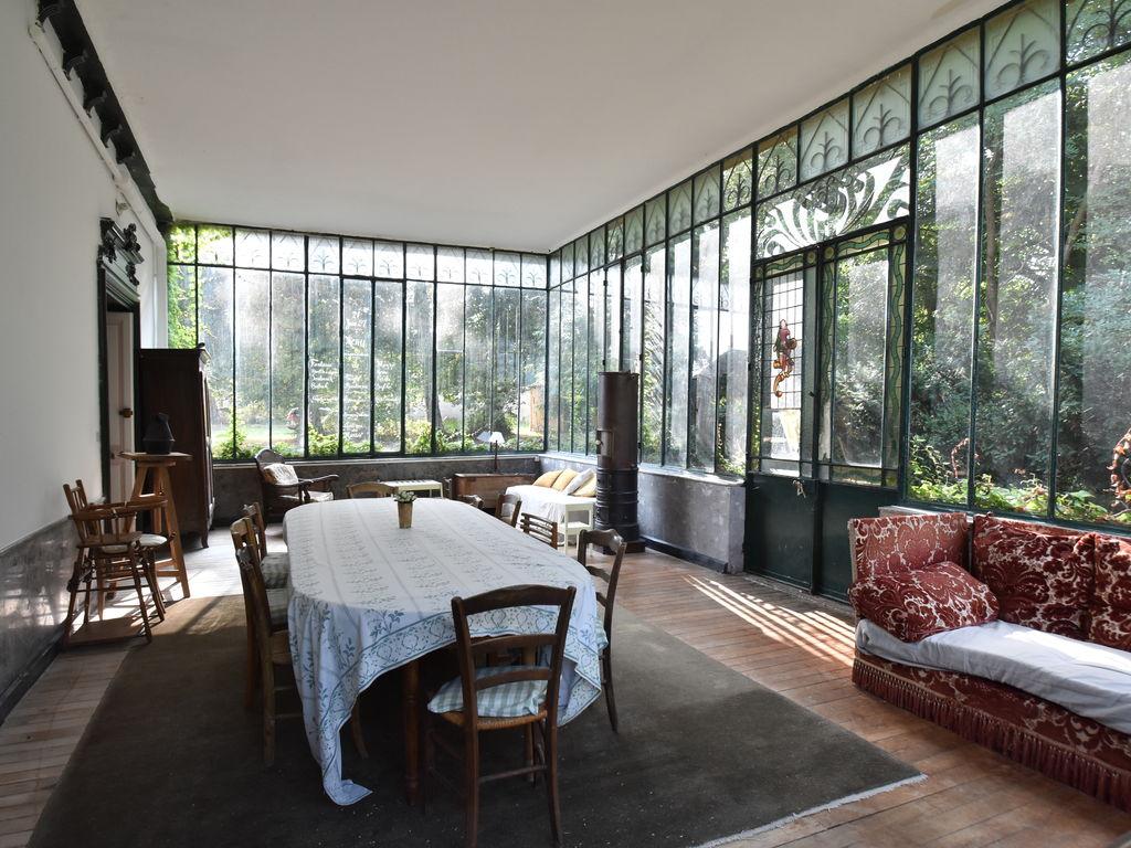 Ferienhaus Atemberaubende Villa in Burgund mit privatem Swimmingpool (612736), Bourbon Lancy, Saône-et-Loire, Burgund, Frankreich, Bild 16