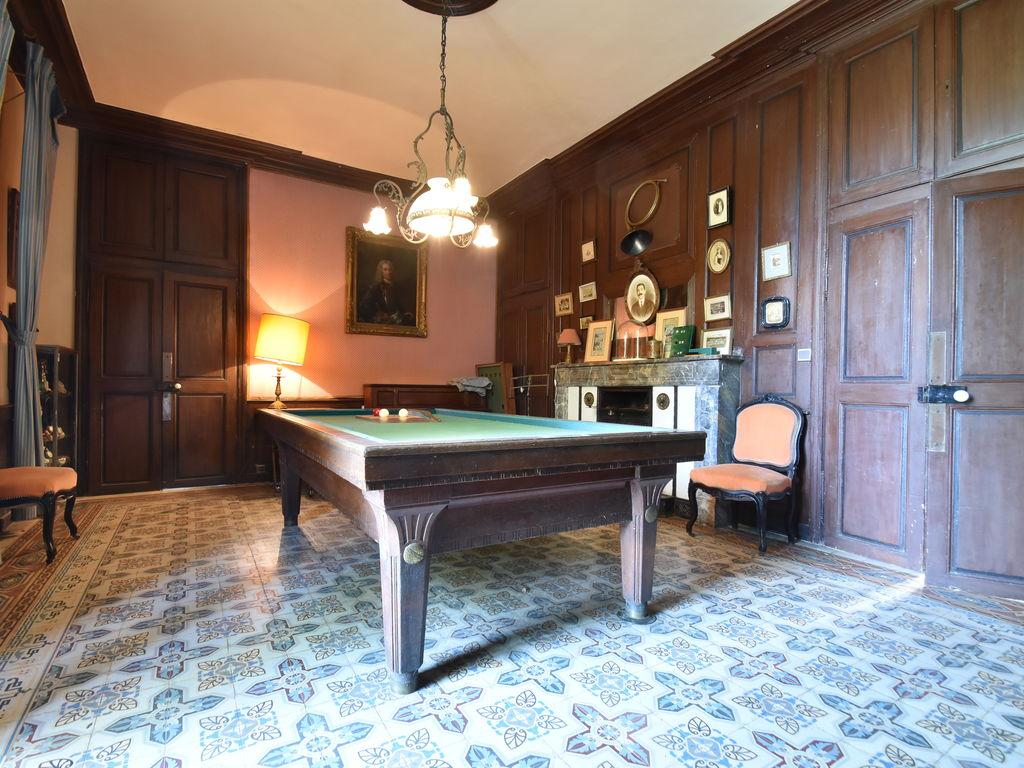 Ferienhaus Atemberaubende Villa in Burgund mit privatem Swimmingpool (612736), Bourbon Lancy, Saône-et-Loire, Burgund, Frankreich, Bild 30