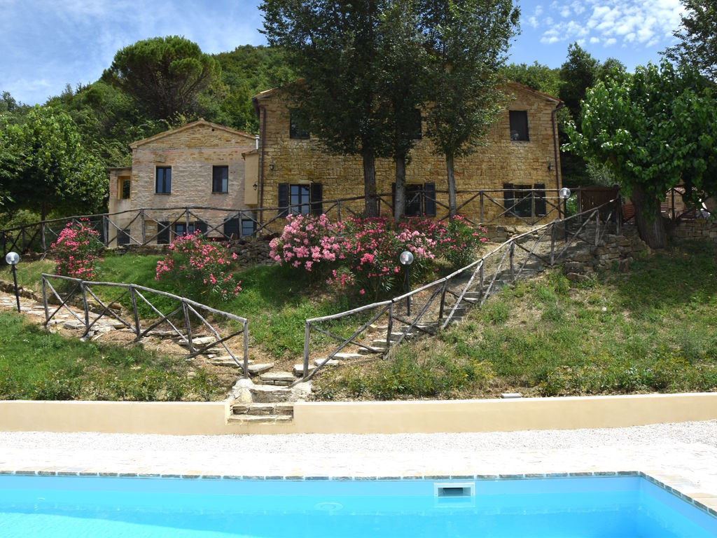 Ferienhaus Villa Carina (607232), Serra San Quirico, Ancona, Marken, Italien, Bild 1