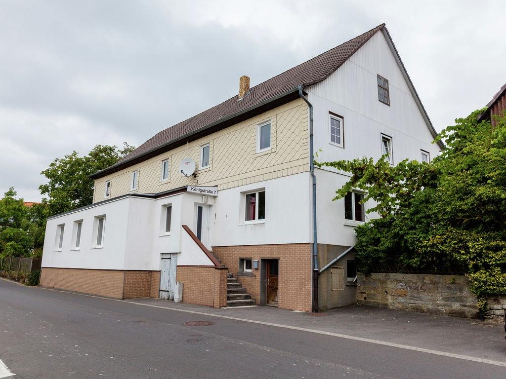 Luxuriöses Ferienhaus in Hülsa in Waldn& Ferienhaus in Deutschland