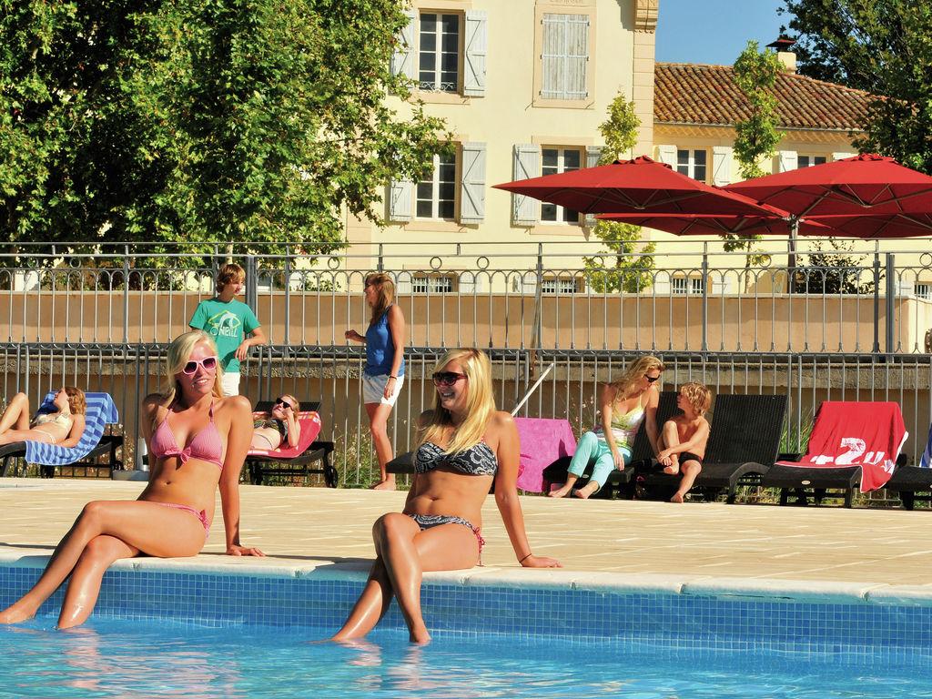 Appartement de vacances Le Chateau de Jouarres 3 (618535), Azille, Aude intérieur, Languedoc-Roussillon, France, image 12