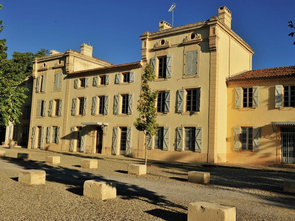 Appartement de vacances Le Chateau de Jouarres 3 (618535), Azille, Aude intérieur, Languedoc-Roussillon, France, image 5