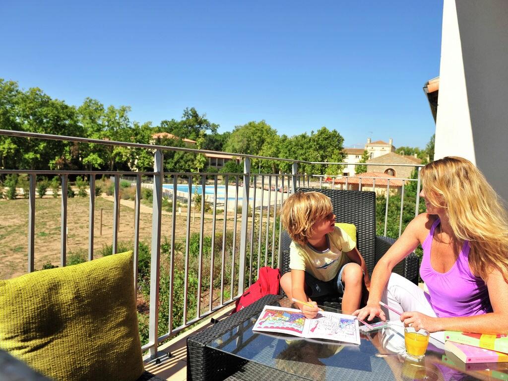 Appartement de vacances Le Chateau de Jouarres 2 (618528), Azille, Aude intérieur, Languedoc-Roussillon, France, image 23