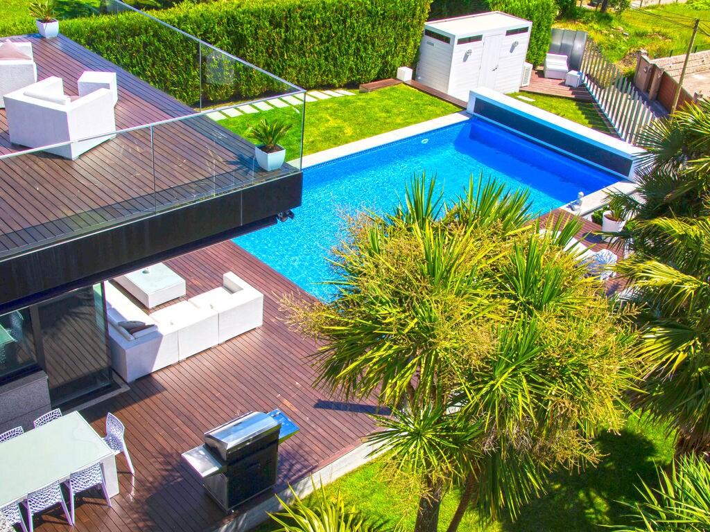 Ferienhaus Panoramablick auf das Meer: Villa in Sanxenxo mit Pool (620158), Portonovo, Rias Bajas, Galicien, Spanien, Bild 3