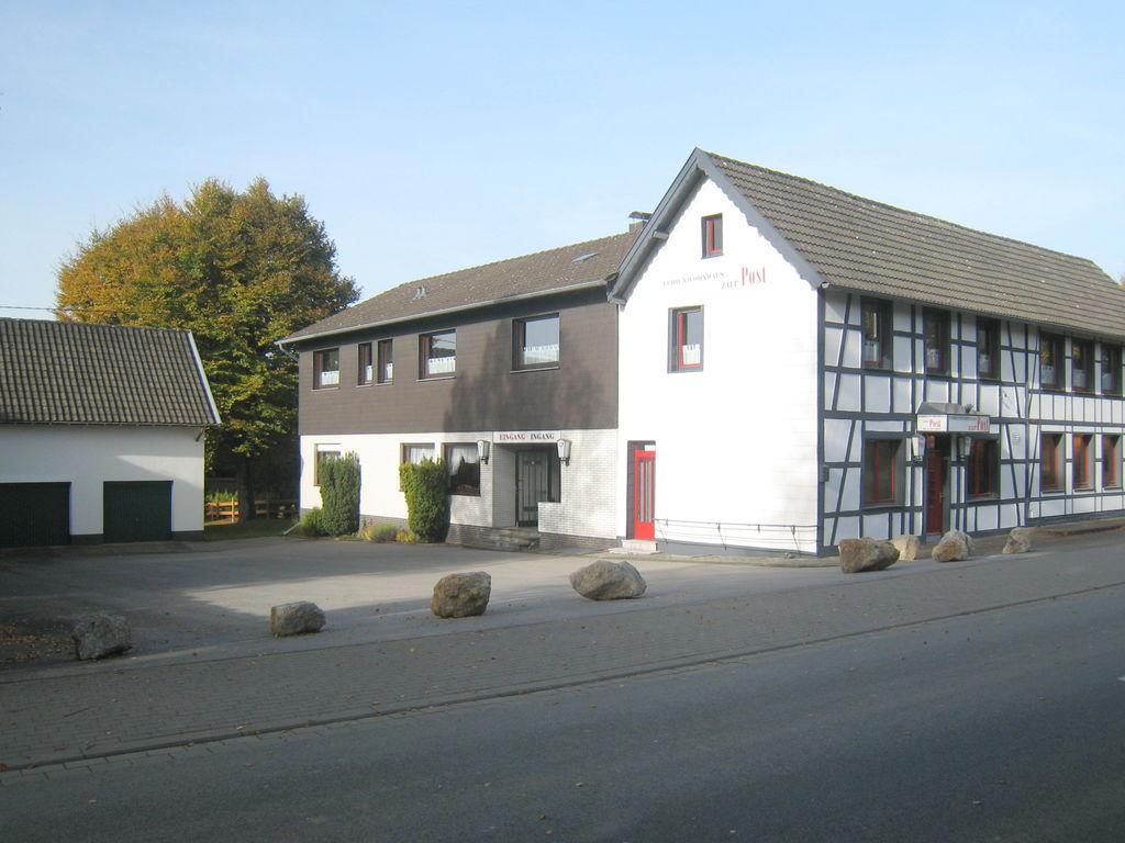 Zur Post Ferienhaus in der Eifel