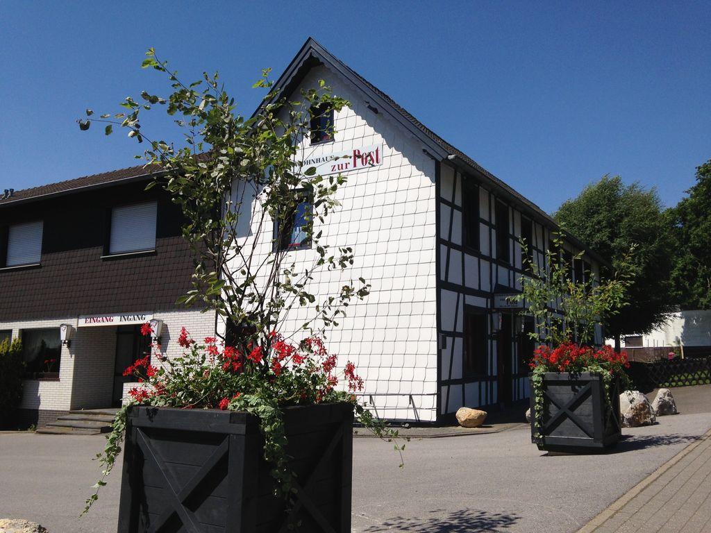 Ferienhaus Zur Post (662211), Monschau, Eifel (Nordrhein Westfalen) - Nordeifel, Nordrhein-Westfalen, Deutschland, Bild 1