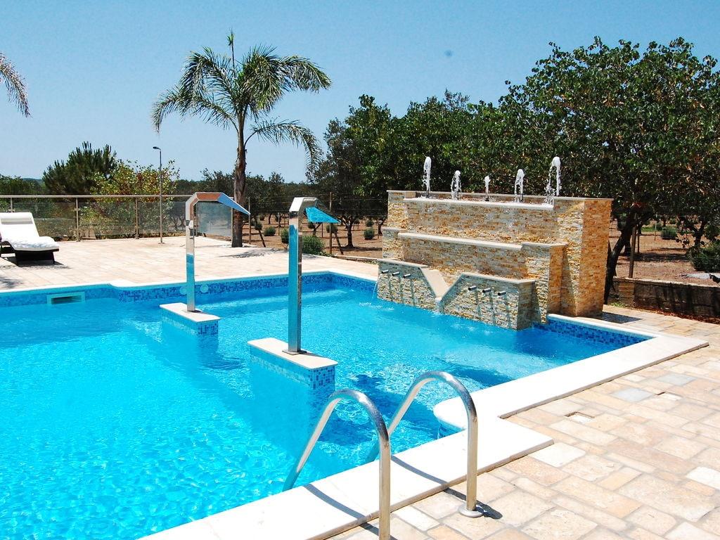 Ferienhaus Gemütliches Landhaus in Torricella mit Swimmingpool (629173), Avetrana, Tarent, Apulien, Italien, Bild 9
