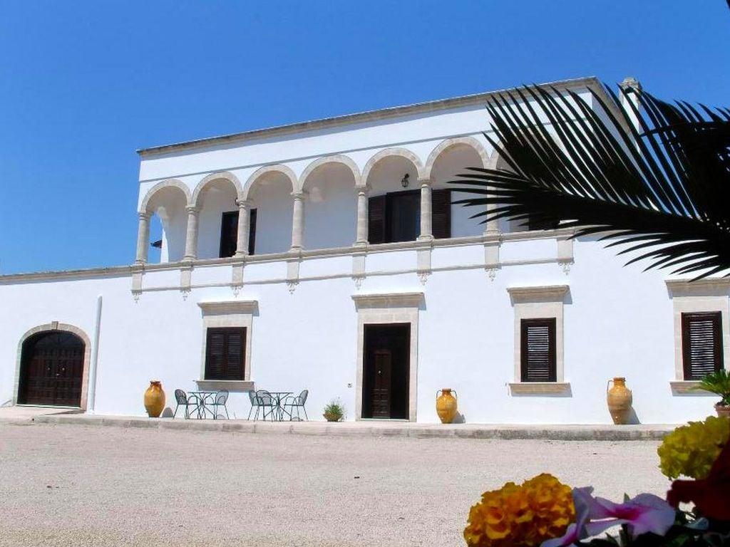Ferienhaus Gemütliches Landhaus in Torricella mit Swimmingpool (629173), Avetrana, Tarent, Apulien, Italien, Bild 8