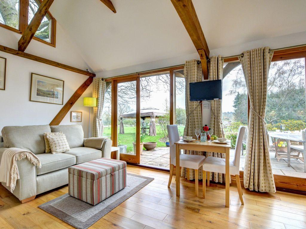 The Little Barn Ferienhaus in Grossbritannien