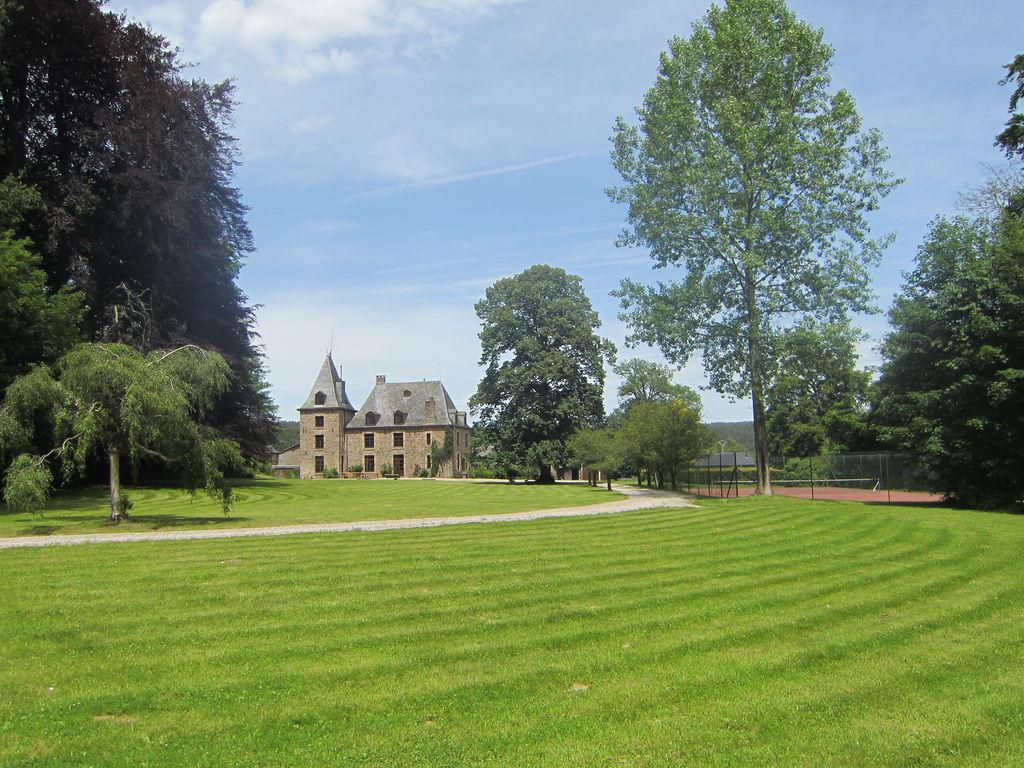 Ferienhaus Luxuriöses Schloss mit Pool und Sauna in den Ardennen (630755), Trois-Ponts, Lüttich, Wallonien, Belgien, Bild 36