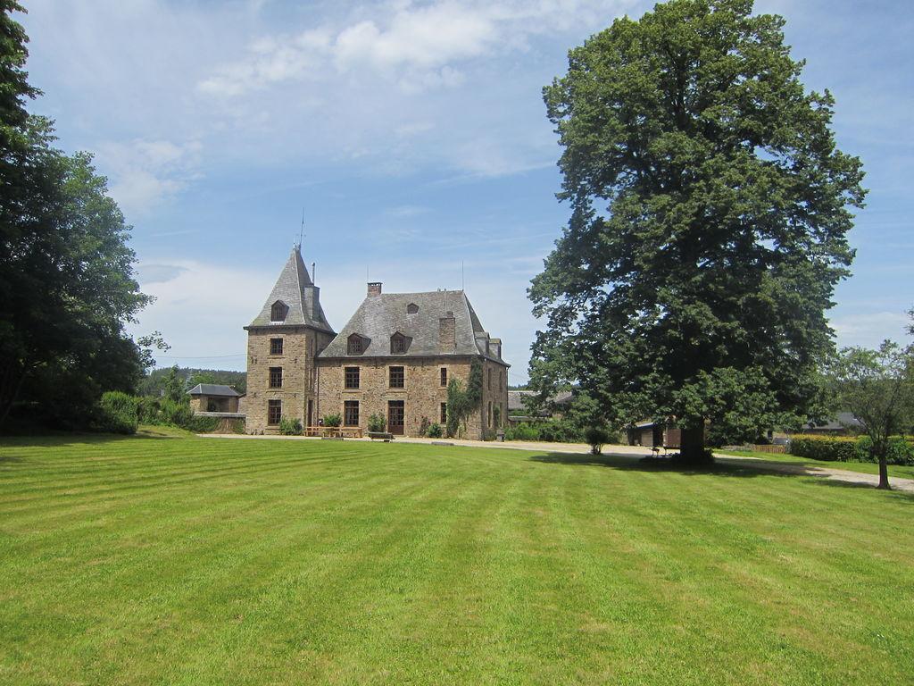 Ferienhaus Luxuriöses Schloss mit Pool und Sauna in den Ardennen (630755), Trois-Ponts, Lüttich, Wallonien, Belgien, Bild 40