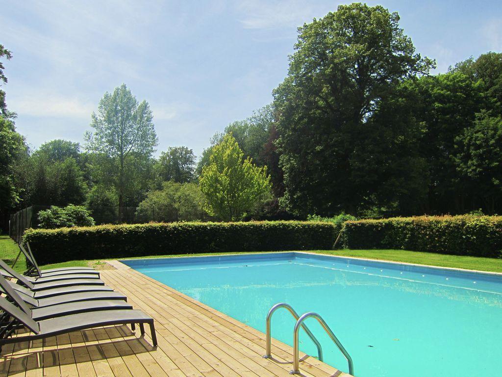 Ferienhaus Luxuriöses Schloss mit Pool und Sauna in den Ardennen (630755), Trois-Ponts, Lüttich, Wallonien, Belgien, Bild 5
