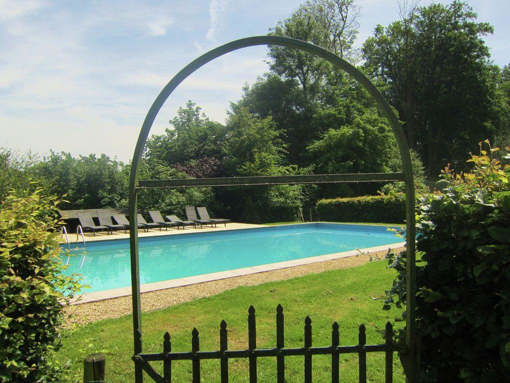Ferienhaus Luxuriöses Schloss mit Pool und Sauna in den Ardennen (630755), Trois-Ponts, Lüttich, Wallonien, Belgien, Bild 6