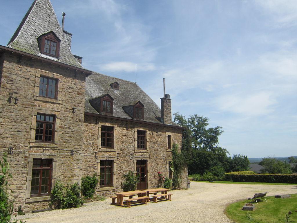 Ferienhaus Luxuriöses Schloss mit Pool und Sauna in den Ardennen (630755), Trois-Ponts, Lüttich, Wallonien, Belgien, Bild 39